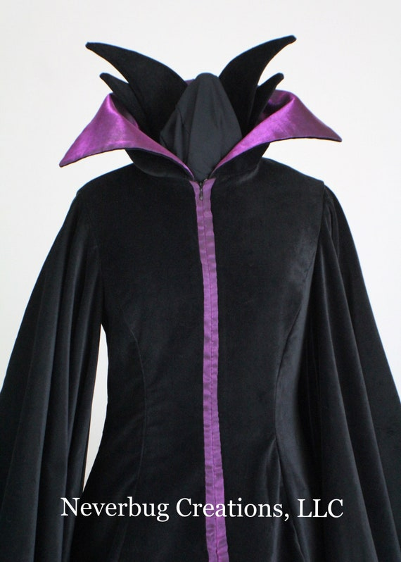 Maleficent Costume Animated Version