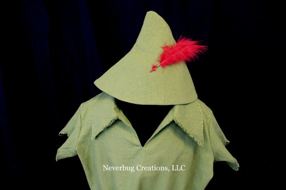 How to Make a Peter Pan Hat: 15 Steps (with Pictures) - wikiHow   380x570