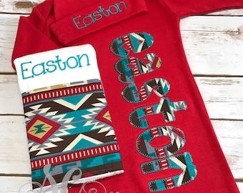 c0021cb9b Aztec baby clothes