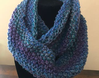 Hand Knit Cowl #1