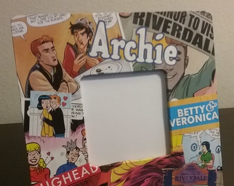 Archie Comics Recycled Book Frame