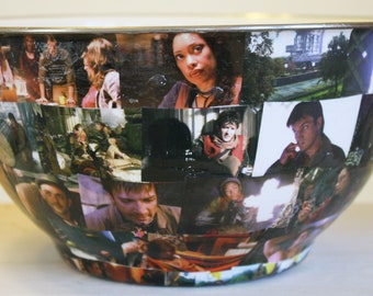 Who's Who on Firefly & Serenity Popcorn Bowl