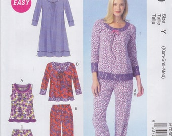 b2d71a9d4f McCall s Sewing Pattern M7060 Misses  Tops