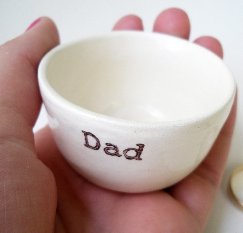 first father/'s day ring dish dad to be GIFT FOR DAD ready to ship great gift for father/'s day father of the bride pregnancy reveal