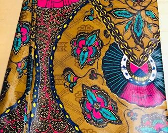 Holland Bazin African fabric per yard, Ankara fabric/ Fabrics for African clothing/African Textiles shop