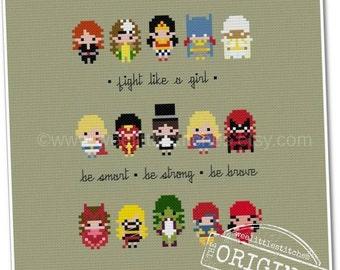 Pixel People Minis