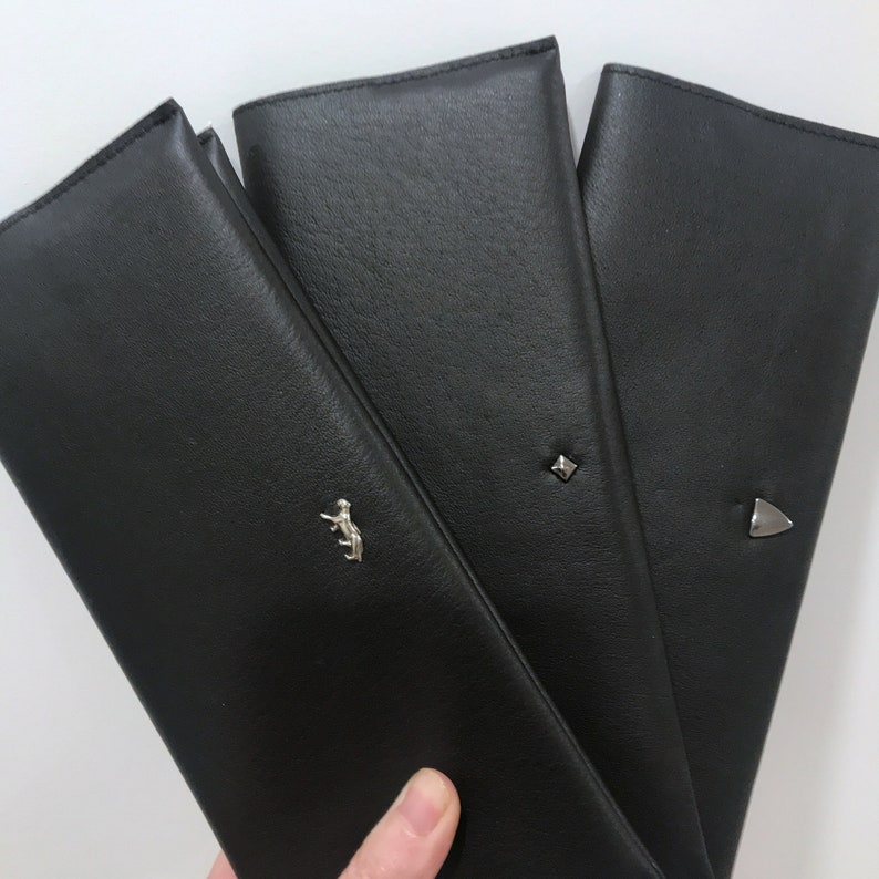 Leather tract holder, Ministry organizer, Pioneer & publisher gift, Gift  for brothers, Invitation and business card holder in Field service