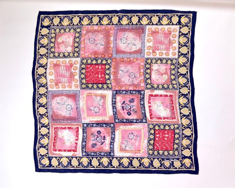 Jane Shilton silk scarf w/ hand rolled edge 34 extra image 0