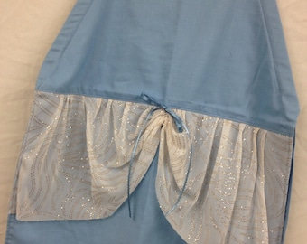 SPECIAL! Cinderella Inspired Girls' Apron with free purse
