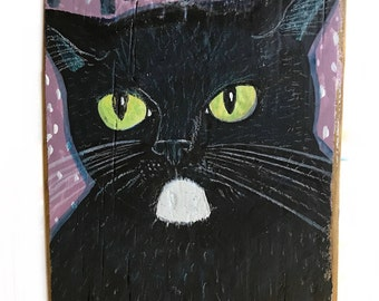 Custom Petite Pet Portrait Art - Artwork by Christina Rowe - Mangoseed
