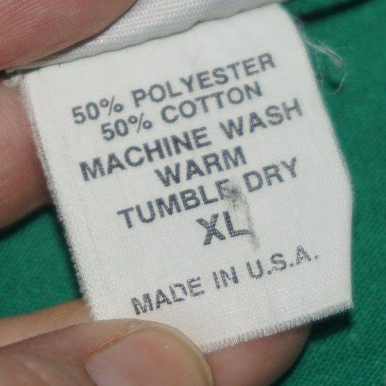 Vintage 80s Philadelphia Eagles Football Shirt XL