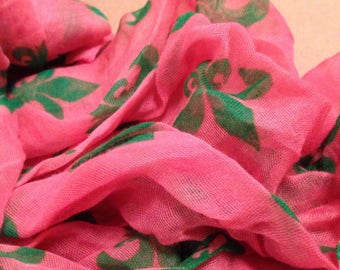 Pink And Green Etsy