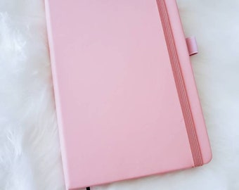 Imperfect Bullet Journal Dot Grid Notebook with Back Pocket