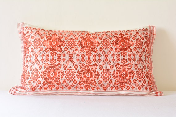 Traditinal Assamese Yarn Dyed Pillow