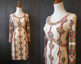 a0639aa627 Maurice print dress