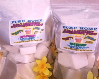 NEW~~LOVE SPELL Type Scent~~Jumbo Laundry Detergent Pods~~40 Loads--Fantastic on All Clothes and Diapers~~3 in 1 Pods~~Beautiful