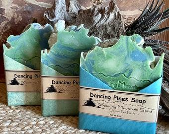 Dancing Pines Soap