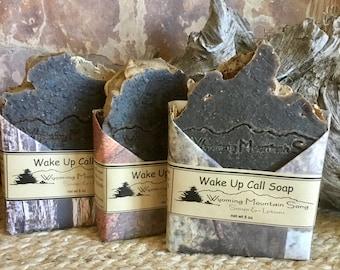 Wake Up Call Soap