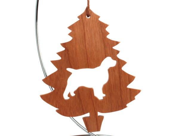 Englisch Springer Spaniel Ornament Zuchten Hund Hund Etsy