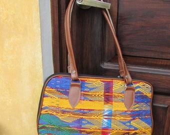 Guatemalan Bag:  San Juan Sacatepequez Hand Bag