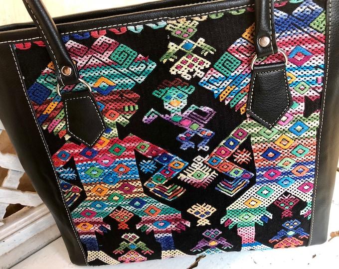 Nahualá Tote Bag