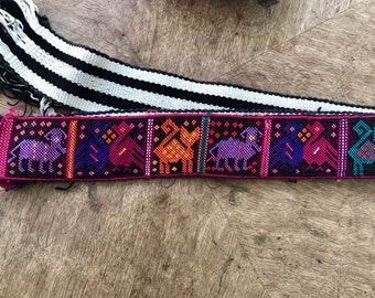Guatemalan Belts - Cintas - Dogs, Cats, and More