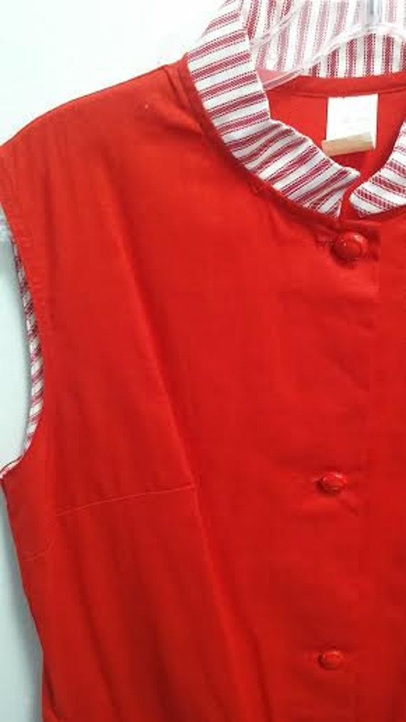 1970's Cotton Day Dress