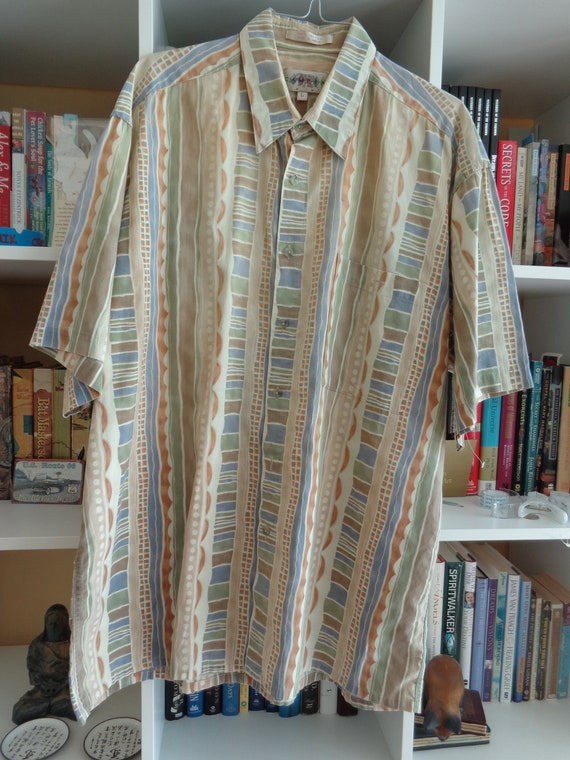 Campia 1980's Short Sleeve Shirt - image 3