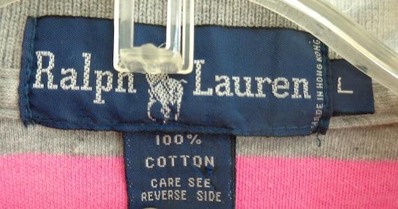 Ralph Lauren 1980's Children's Cotton Polo Shirt - image 7