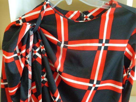 1970's Wiggle Dress