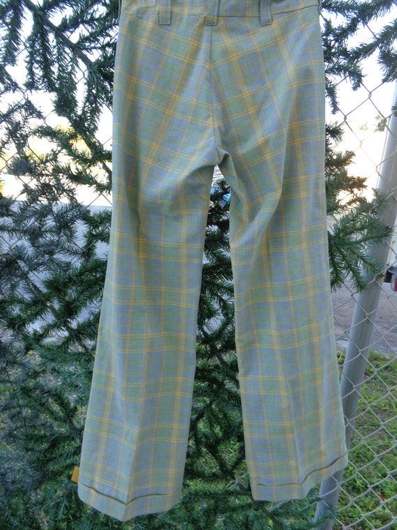 1970s Bell Bottom Pants - image 3