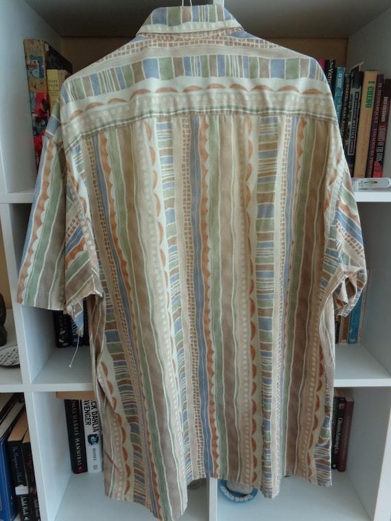 Campia 1980's Short Sleeve Shirt - image 4
