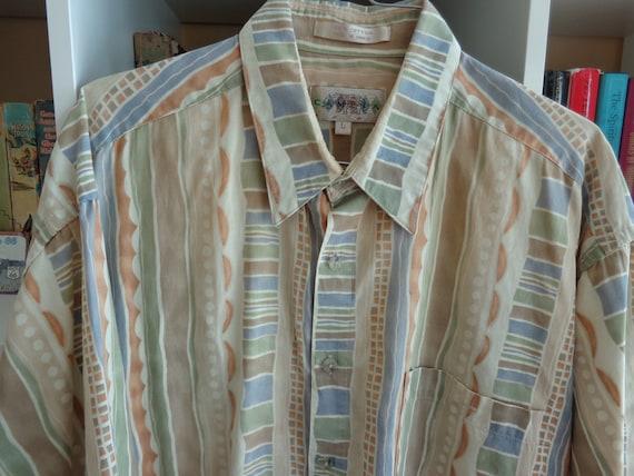 Campia 1980's Short Sleeve Shirt - image 1