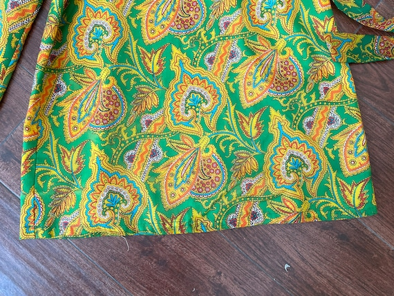 1970's Handmade Women's Palazzo Pants Outfit - image 7