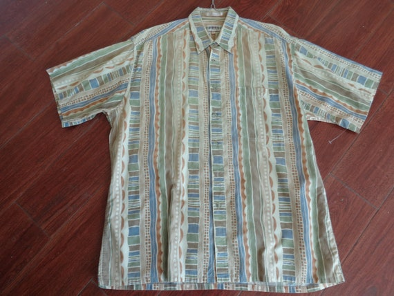 Campia 1980's Short Sleeve Shirt - image 2