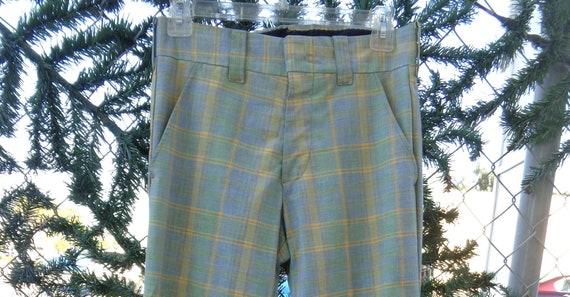 1970s Bell Bottom Pants - image 1
