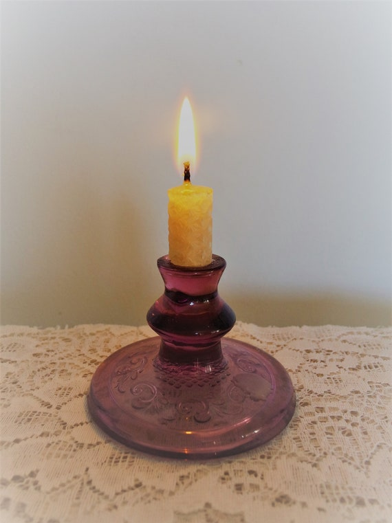 """Handmade Hand rolled 100/% Pure Beeswax Honeycomb Candles 8/"""" Cotton Wick USA Made"""