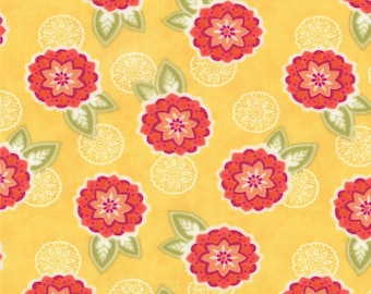 High Street - Collete in Lemonade by Lily Ashbury for Moda Fabrics