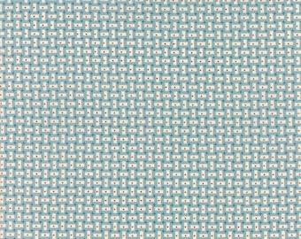 Bread 'n Butter - Rectangles in Light Blue by American Jane for Moda Fabrics