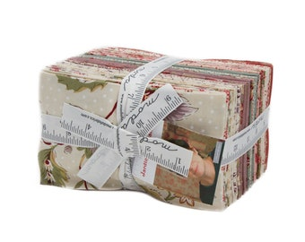 Jardin de Versailles - Fat Eighth Bundle by French General for Moda Fabrics