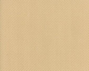Farmhouse Reds - Triangles in Tan by Minick & Simpson for Moda Fabrics