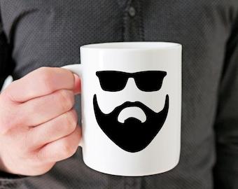 Beard Mug Etsy