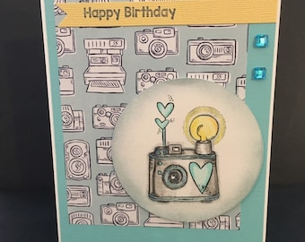 Picture perfect birthday