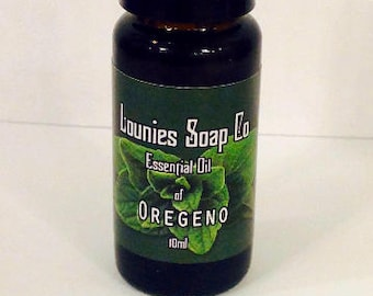 Oregano Essential Oil   10ml   Pure   Natural   Antibacterial   Therapuetic Grade   Essential Oil   Oils   Aromatherapy   EO   Hungarian