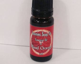 Blood Orange Essential Oil  10ml