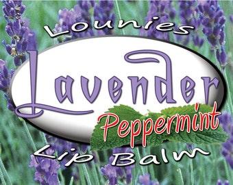 Lavender Peppermint Lip Balm
