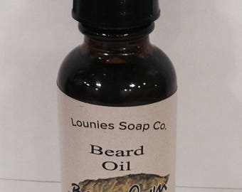Bay Rum Beard Oil 1oz