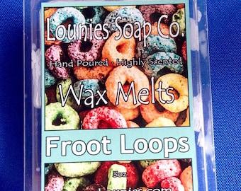 Froot Loops Wax Melt
