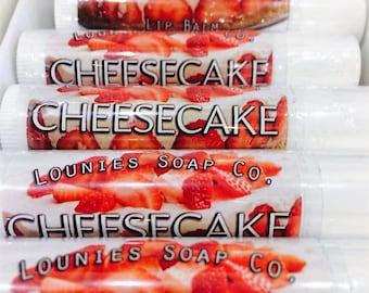 Cheesecake Lip Balm
