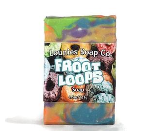 Fruit Loop Soap